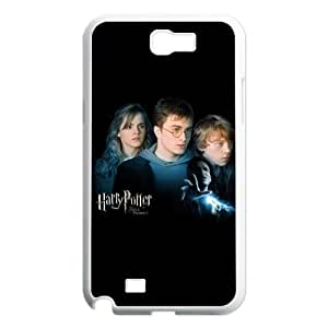 Custom Harry Potter Hard Back For Case HTC One M8 Cover NT240