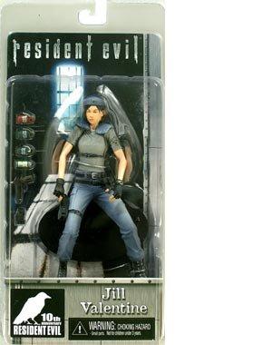 Resident Evil 10th Anniversary Series 1 Jill Valentine Action Figure