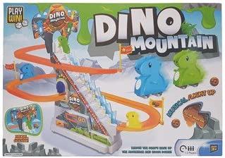 RMS Play /& Win Dino Mountain Game