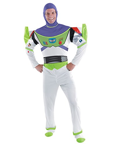 Astronaut Jet Pack Costume (Toy Story Costume Movie Costumes Buzz Lightyear Astronaut Cartoon Sizes: Large)