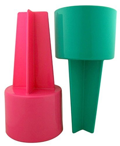Spiker Two Pack 8 Inch Pink
