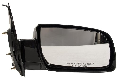 olet Astro/GMC Safari Passenger Side Mirror Outside Rear View (Partslink Number GM1321158) (Chevrolet Astro Van Mirror)