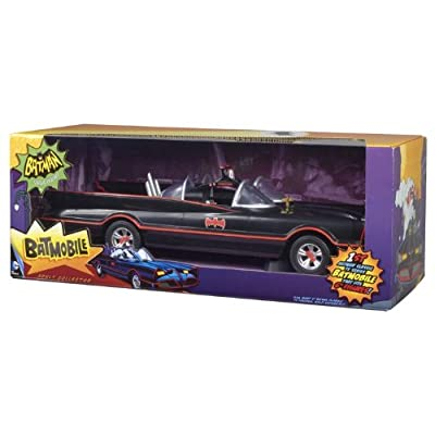 Batman Classic TV Series Batmobile Vehicle: Toys & Games