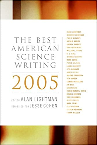 Download The Best American Science Writing 2005 PDF, azw (Kindle), ePub, doc, mobi