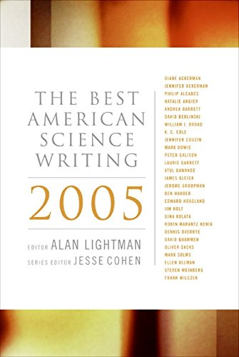 The Best American Science Writing 2005 pdf epub