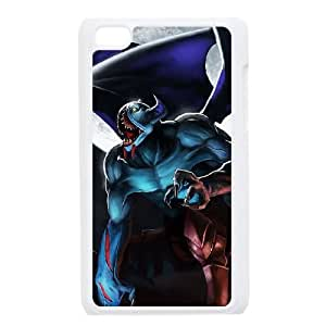 iPod Touch 4 Case White Defense Of The Ancients Dota 2 NIGHT STALKER 005 PD5263168
