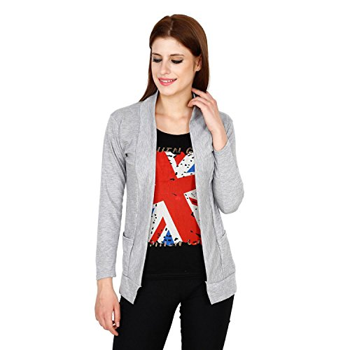 Teemoods Women's Jacket Cotton Poncho