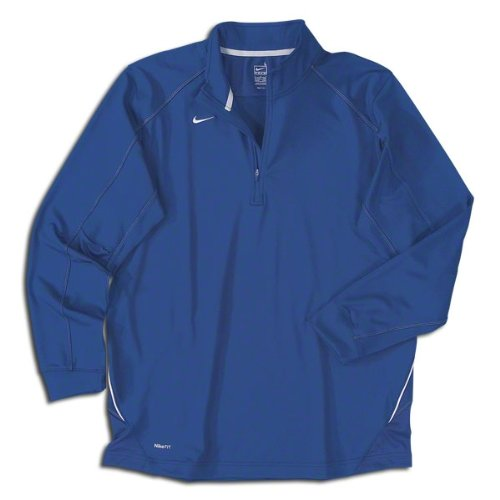 Royal Blue Training Top - Nike Long Sleeve Training Top Royal Blue - Small