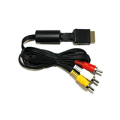 Cabo de Audio e Video PS2 AV 1,8m