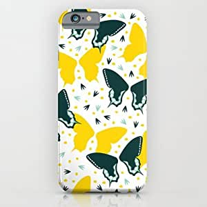 Society6 - Butterflies Two iPhone 6 Case by Kira Seiler
