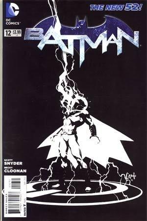 "Download Batman #12 ""Black & White Sketch Variant"" PDF"
