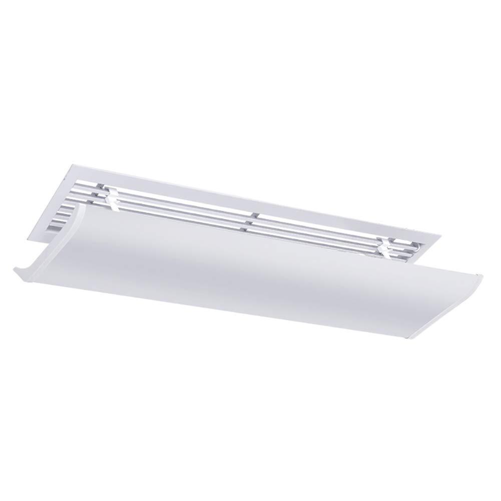 63 cm-longueur Climatisation déflecteur de vent Air Climatisé Universel Air Climatisé Déflecteur d'air Climatiseur Latéral Sorcravate d'air Couvercle Déflecteur d'air (Taille   73 cm-longueur)