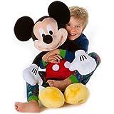 """Disney Mickey Mouse Plush Toy 25"""""""