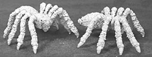 Giant Spiders (2) (OOP)