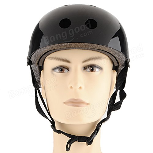 Roller Skate Scooter Helmet Skateboard Skiing Cycling Helmet Size M ( Silver ) by Freelance Shop SportingGoods (Image #2)