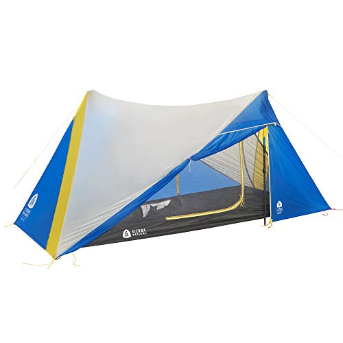 (Sierra Designs High Route 1FL - 1 Person Backpacking Tent - 3 Season Tent)