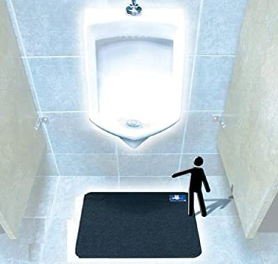 Disposable Hygienic Urinal Mats - 12 Pack