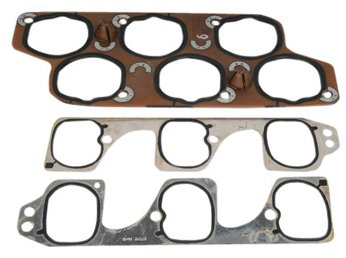 ACDelco 12598158 GM Original Equipment Intake Manifold Gasket Kit with Upper and Lower Intake Gaskets