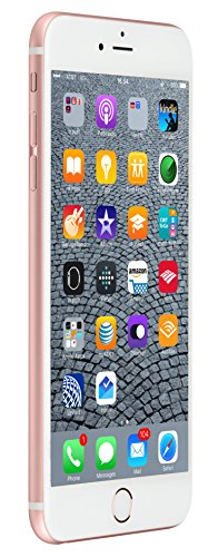 Apple iPhone 6s Plus Unlocked GSM 4G LTE Smartphone with 12MP Camera, 64 GB, Rose Gold