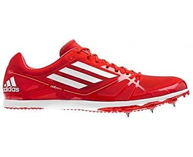 adidas Adizero Avanti 2 Running Spikes Red