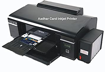 Amazonin Buy Epson Inkjet Pvc Id Card Printer Online At Low Prices In India