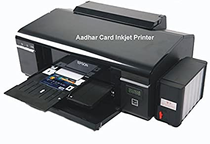 Amazon buy epson inkjet pvc id card printer online at low prices epson inkjet pvc id card printer reheart Images