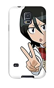 Shock-dirt Proof Bleach Case Cover For Galaxy S5 by lolosakes