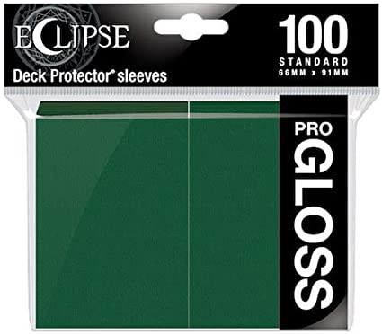 Forest Green Deck Protector Eclipse Gloss 100