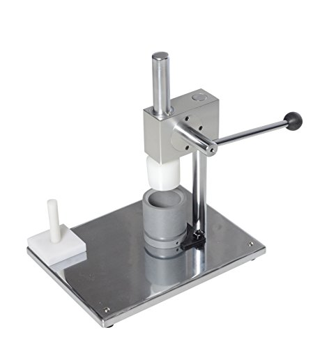 Milliard Bath Bomb Press Stainless Steel Manual Press For Diy And Commercial Use Included