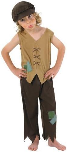 Fancydressfactory - Disfraz de victoriana infantil, talla S (881682S): Amazon.es: Juguetes y juegos