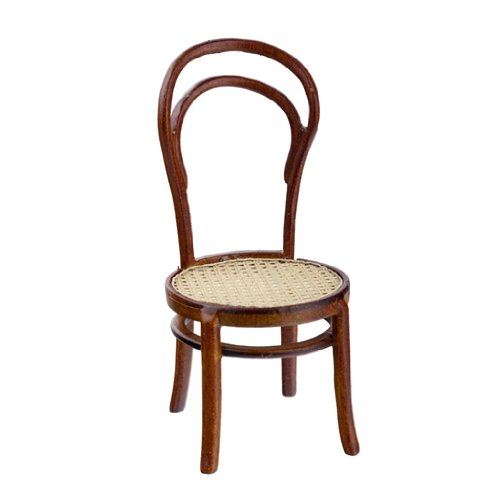 Dollhouse Miniature Thonet Bentwood (Furniture Imports Bentwood Chair)