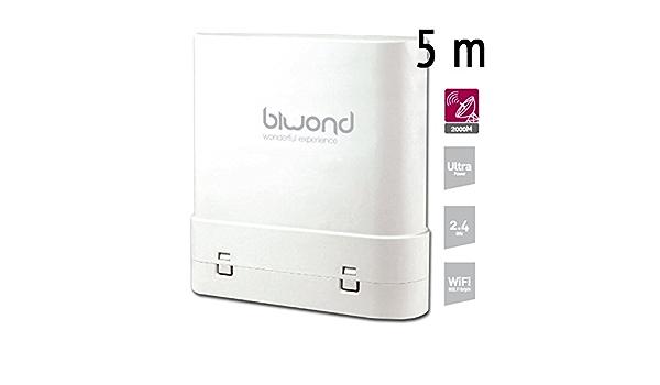 Biwond Antena Wifi Exterior Plus 2000 . Antena Wifi para ...