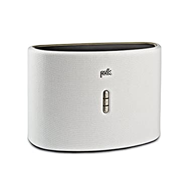 Polk Omni S6 Wireless Wi-Fi Music Streaming Speaker with Play-Fi (White)