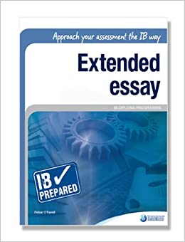 Preparing for my Extended Essay in IB?