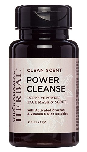 Power Cleanse Intensive Organic Microdermabrasion Rosehip Fa