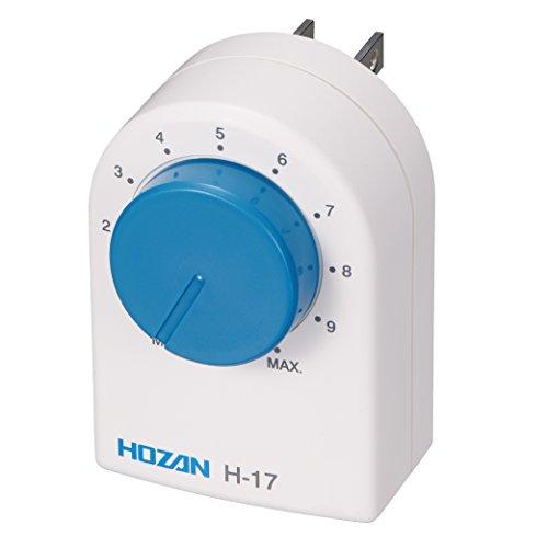 호잔(HOZAN) heat 스피드 콘트롤러 조명 기구,납땜《고테》,모터에 사용 범위200W이하 H-17