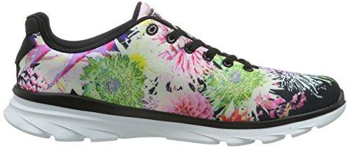 Skechers Go Fit TR Bayrose, Sneakers Basses Femme Noir