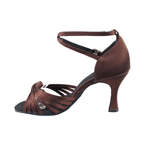 Shades Ballroom Latin Comfort Tango by 2 Evening Tan 5 Collection 50 Shoes 3 Theather For 3 Swing Wedding Dance Shoes III Pumps Salsa Dress Satin Coffee Of Art Shades Shoes Dark Gold 3780 5 Pigeon 50 Heels PqZSwUtU