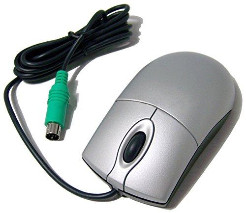 Gateway - Gateway Ps/2 Scroll Mouse (Silver) - 7005398R ()