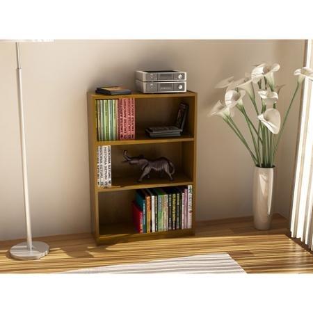 Ameriwood 3-Shelf Bookcase, Alder