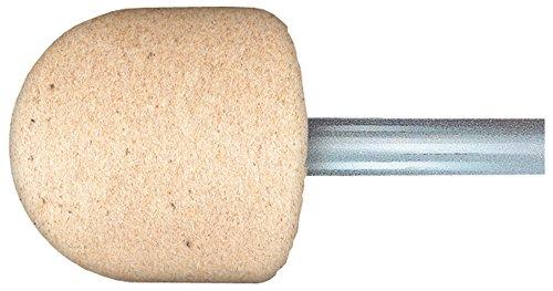- PFERD 36495 Poliflex Leather Bond Fine Grinding Point, Aluminum Oxide, Shape A21, 1