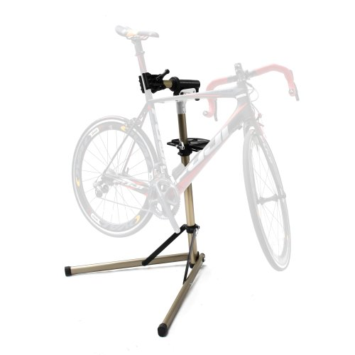 Aluminum Cycle Pro Mechanic Bicycle Repair Stand Rack Bike (Cycle Work Stand compare prices)