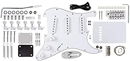 Rocktile DIYST - Kit completo montaje de guitarra eléctrica tipo ...
