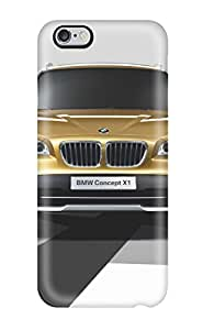 Hot Fashion YFxdhPn10584dFnmE Design Case Cover For Iphone 6 Plus Protective Case (bmw X1 Front Yellow Suv Car X Grille Headlights Cars Bmw)