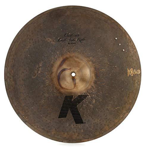 Zildjian K Custom 20'' Left Side Ride w/ 3 Rivets