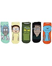 35% off Rick And Morty Pickle Rick Jerry Meeseeks 5 Pack Ank