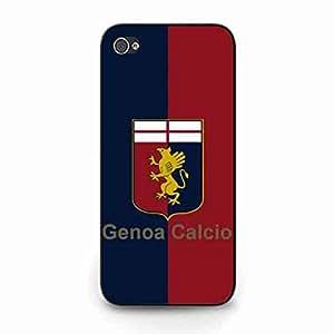 Back Funda,Genoa Cricket And Football Club iPpone 5C Funda,iPpone 5C Rossoblu Plastical Funda,Grifone Phone Skin