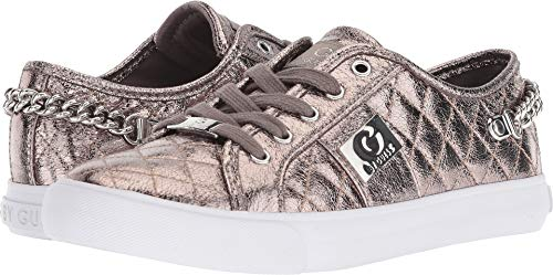 - G by GUESS Women's Backerett Pewter 8.5 M US