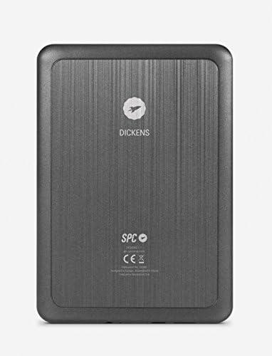 SPC 5608N, Disco Duro Externo, Micro-USB B, Tamaño Único, Negro ...