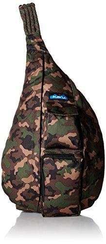 Camo Rope Bag - 1